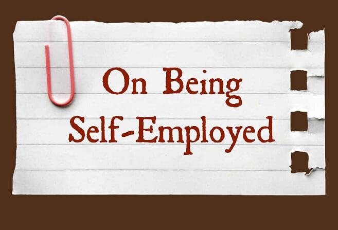 self employed - photo #23