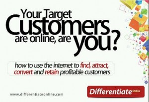 Differentiate Online: How To Use The Internet To Find, Attract, Convert And Retain Profitable Customers