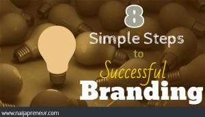 steps to Branding